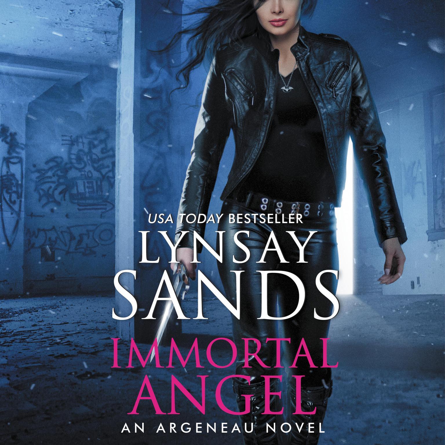 Immortal Angel: An Argeneau Novel Audiobook, by Lynsay Sands