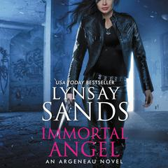 Immortal Angel: An Argeneau Novel Audiobook, by