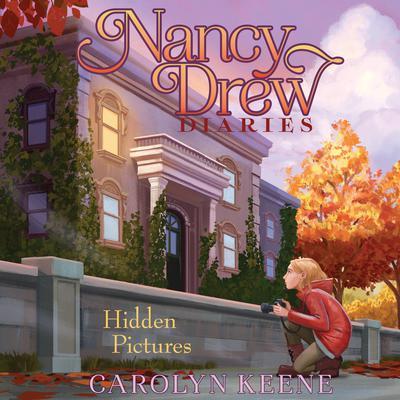 Hidden Pictures Audiobook, by Carolyn Keene