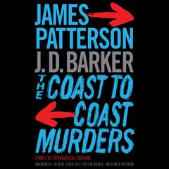 The Coast-to-Coast Murders Audiobook, by James Patterson