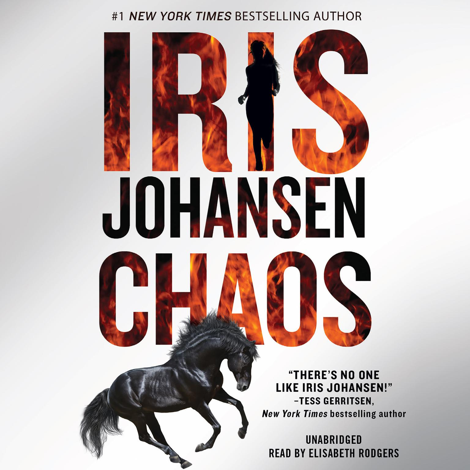 Chaos Audiobook, by Iris Johansen