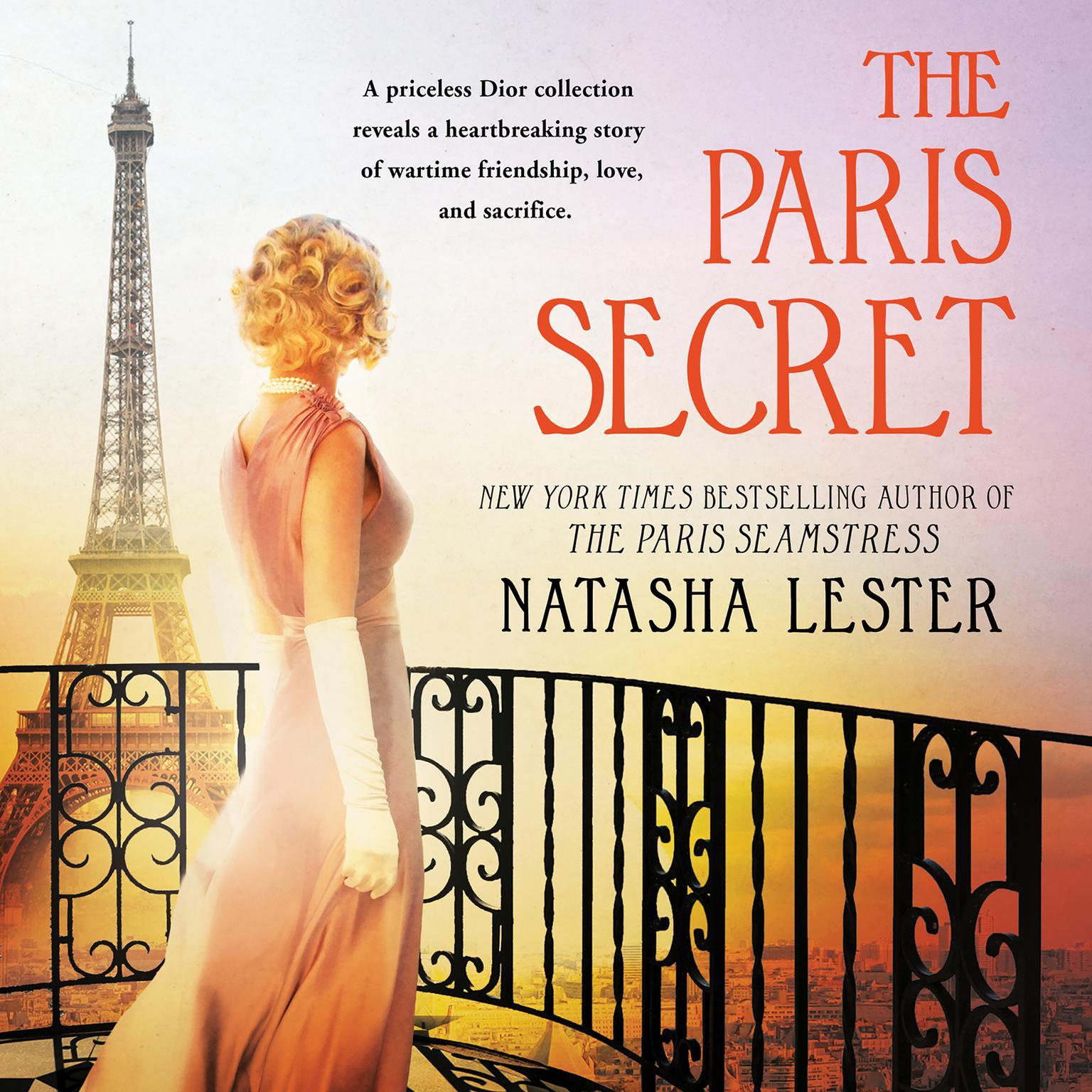 The Paris Secret Audiobook, by Natasha Lester