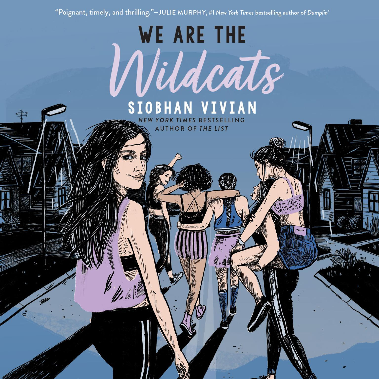 We Are the Wildcats Audiobook, by Siobhan Vivian
