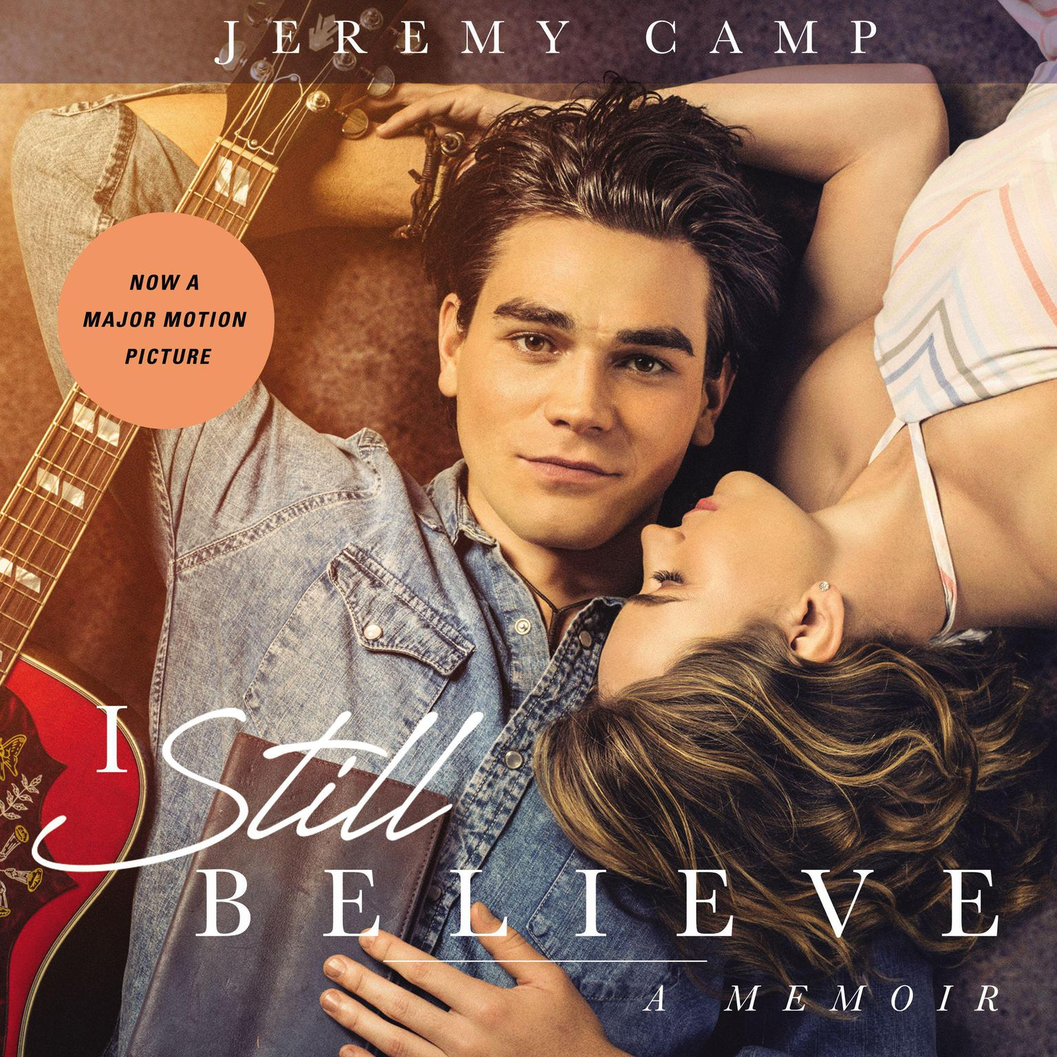 Printable I Still Believe: A Memoir Audiobook Cover Art
