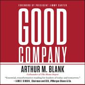Good Company Audiobook, by Arthur M. Blank