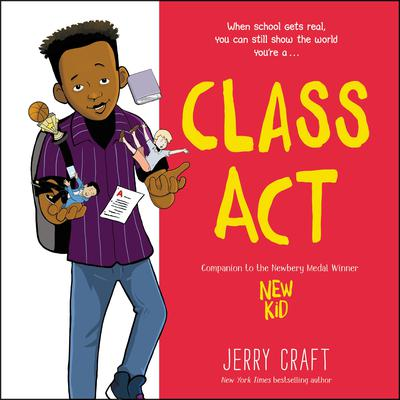 Class Act Audiobook, by