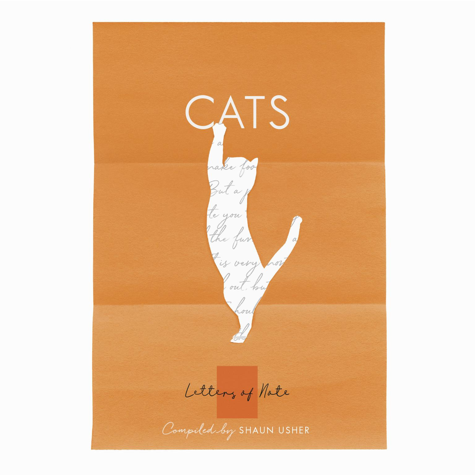 Letters of Note: Cats Audiobook, by Shaun Usher