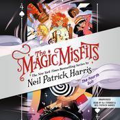 The Magic Misfits: The Fourth Suit Audiobook, by Neil Patrick Harris, Alec Azam