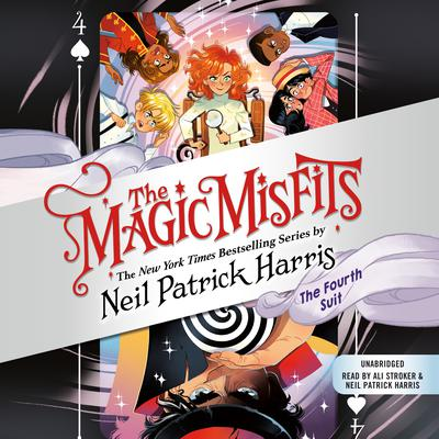The Magic Misfits: The Fourth Suit Audiobook, by Neil Patrick Harris