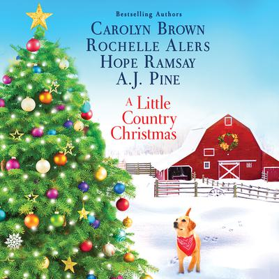 A Little Country Christmas Audiobook, by Rochelle Alers