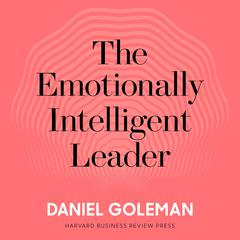 The Emotionally Intelligent Leader Audiobook, by Daniel Goleman