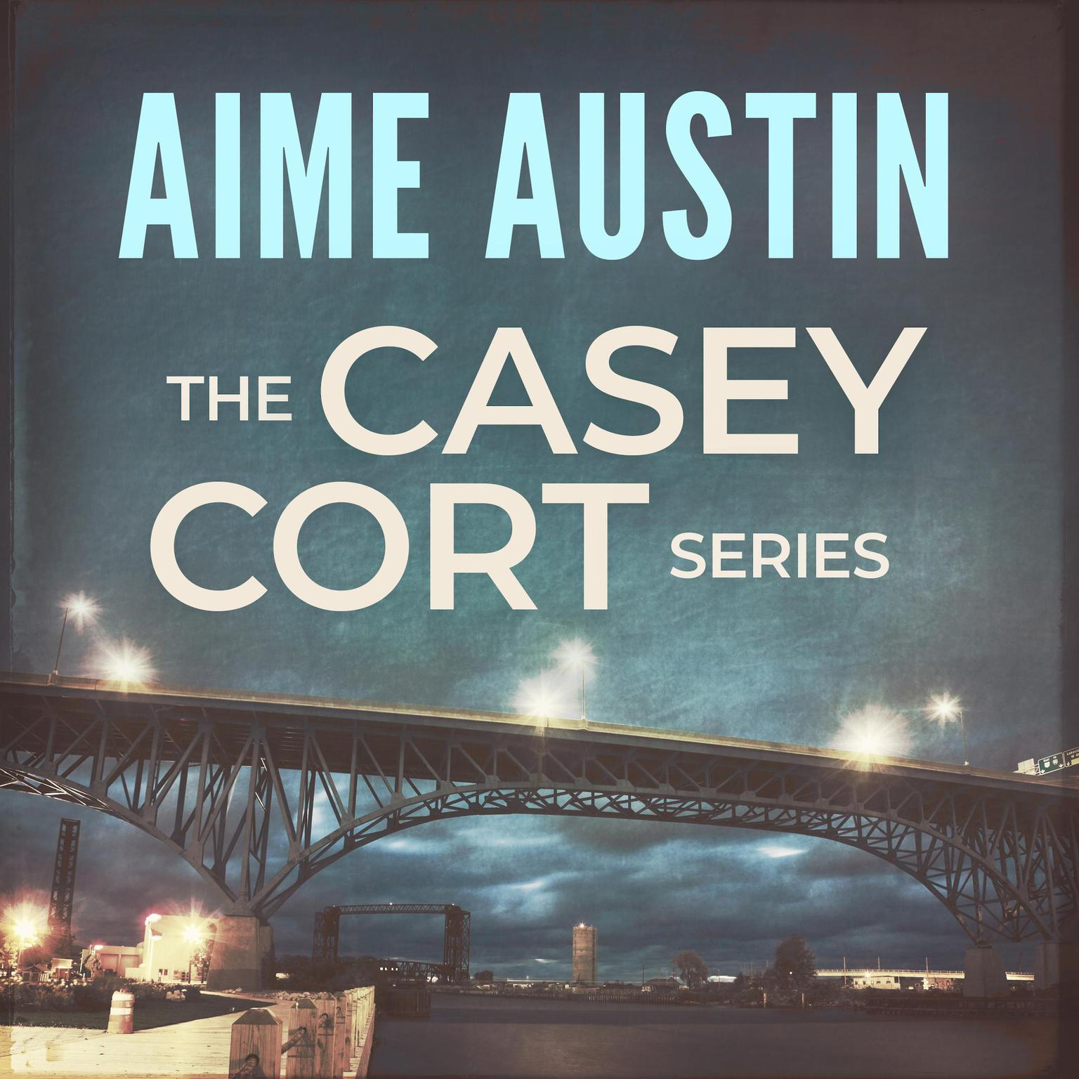 Printable The Casey Cort Series: Volume Two Audiobook Cover Art