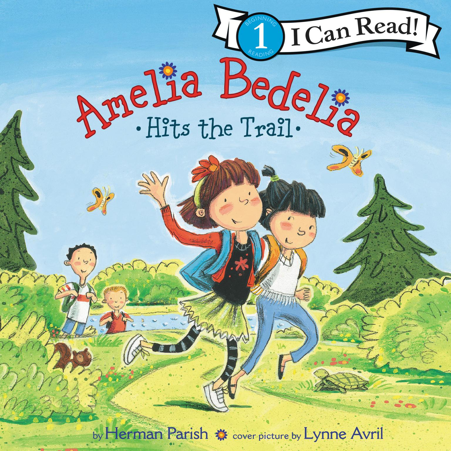 Amelia Bedelia Hits the Trail Audiobook, by Herman Parish