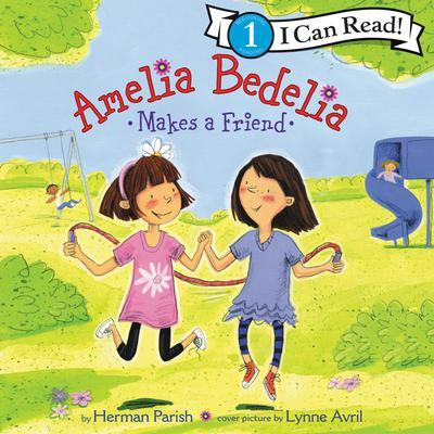 Amelia Bedelia Makes a Friend Audiobook, by