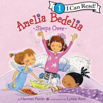 Amelia Bedelia Sleeps Over Audiobook, by