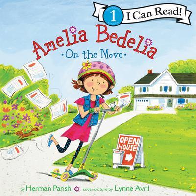 Amelia Bedelia on the Move Audiobook, by