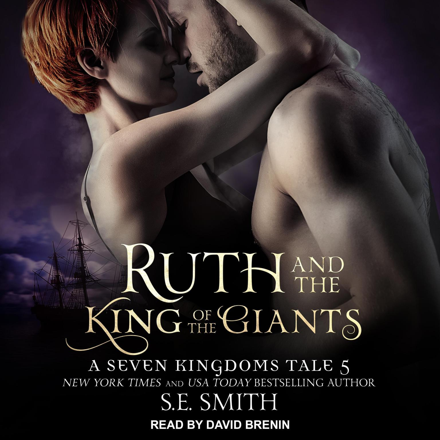 Printable Ruth and the King of the Giants: A Seven Kingdoms Tale 5 Audiobook Cover Art