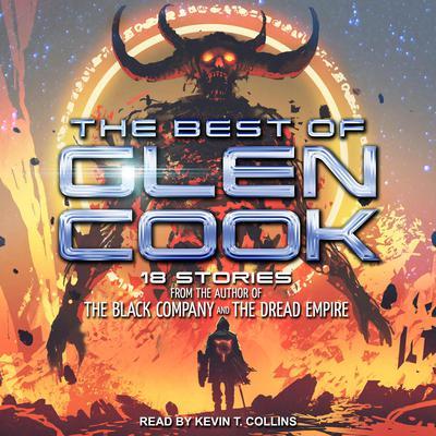 The Best of Glen Cook Audiobook, by