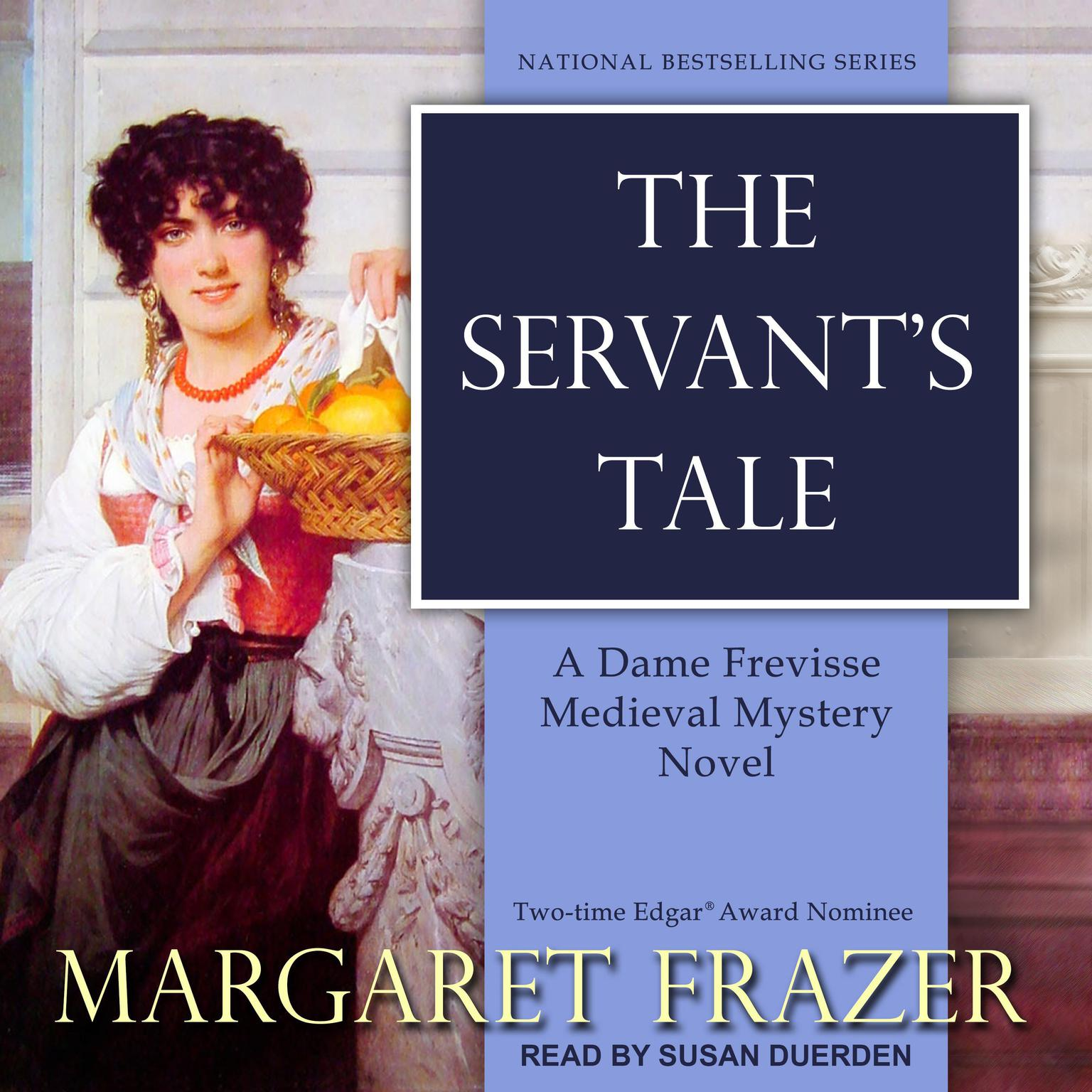 Printable The Servant's Tale Audiobook Cover Art