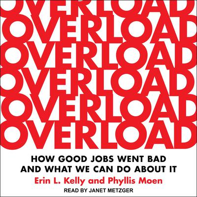 Overload: How Good Jobs Went Bad and What We Can Do about It Audiobook, by Erin L. Kelly