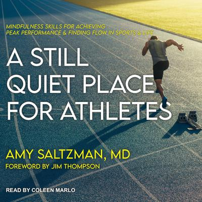 A Still Quiet Place for Athletes: Mindfulness Skills for Achieving Peak Performance and Finding Flow in Sports and Life Audiobook, by Amy Saltzman