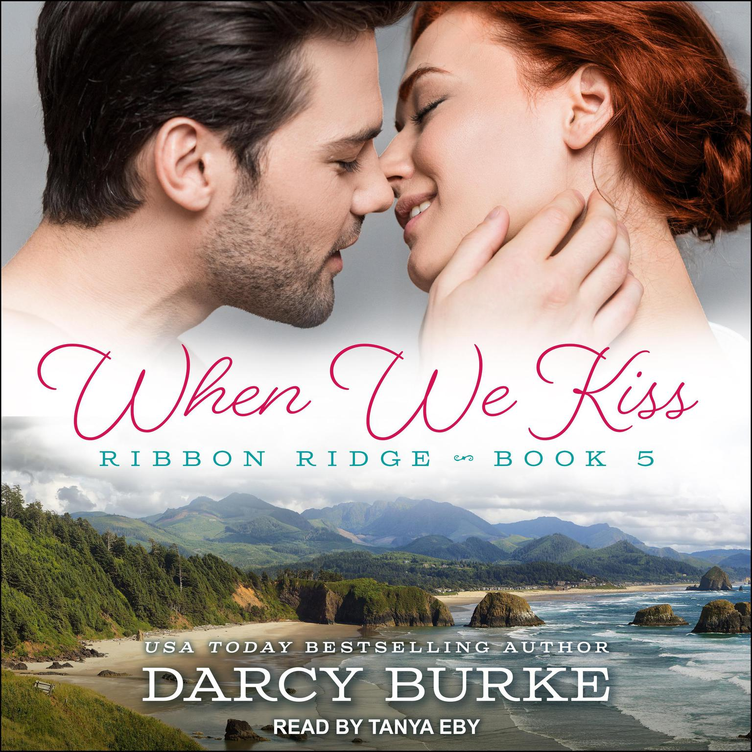 When We Kiss Audiobook, by Darcy Burke