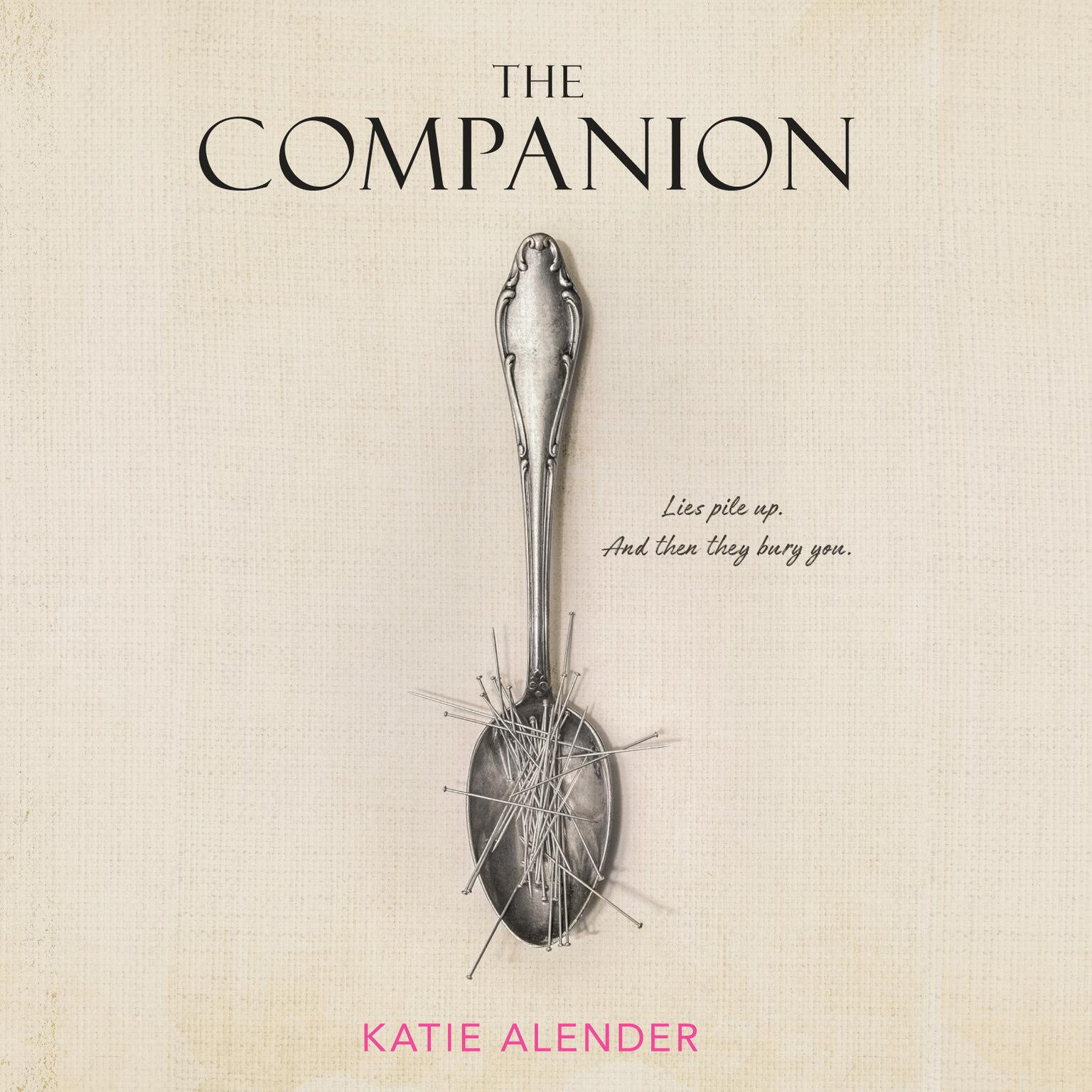 The Companion Audiobook, by Katie Alender