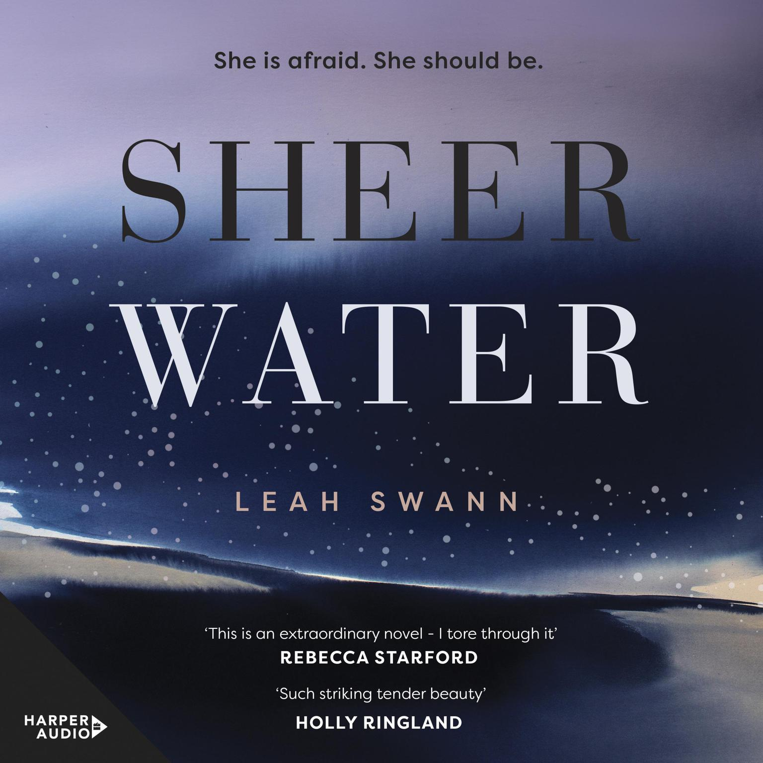 Printable Sheerwater Audiobook Cover Art