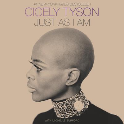 Just as I Am: A Memoir Audiobook, by