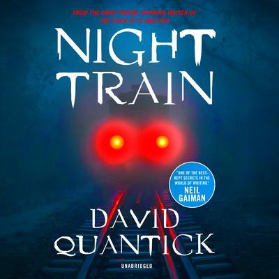 Night Train Audiobook, by David Quantick