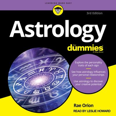 Astrology for Dummies: 3rd Edition Audiobook, by