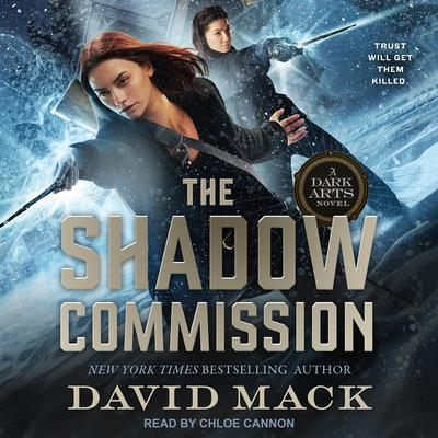The Shadow Commission Audiobook, by David Mack