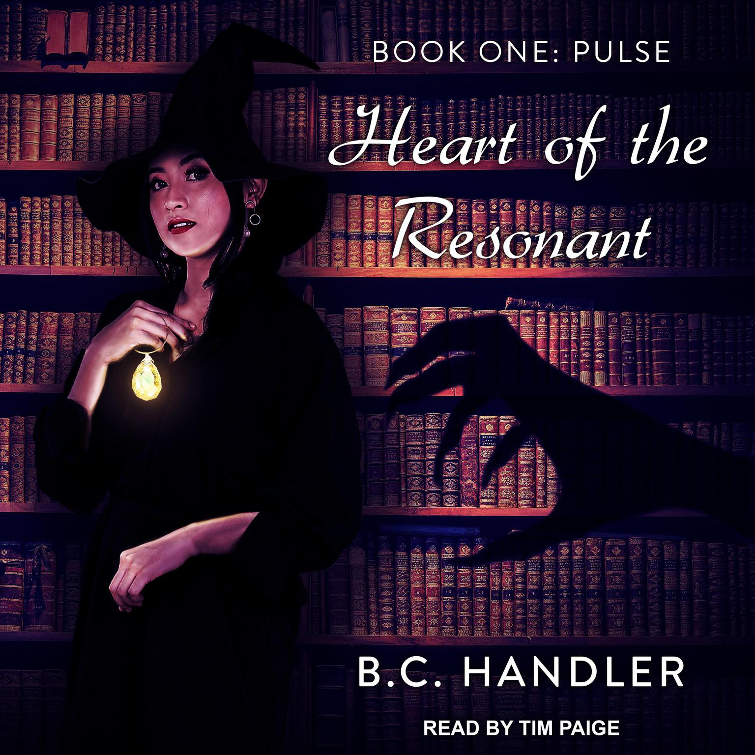 Printable Heart of the Resonant: Book One: Pulse Audiobook Cover Art