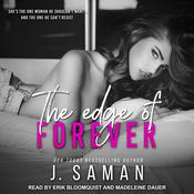 The Edge of Forever Audiobook, by J. Saman