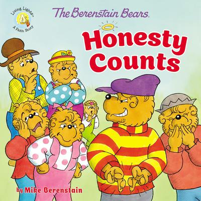 The Berenstain Bears Honesty Counts Audiobook, by Mike Berenstain