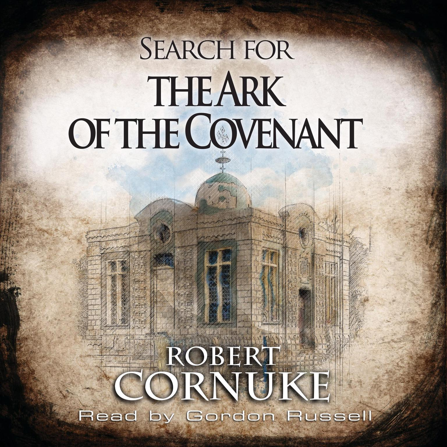 Printable Search for the Ark of the Covenant Audiobook Cover Art