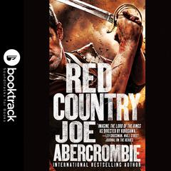 Red Country Audiobook, by