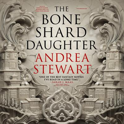 The Bone Shard Daughter Audiobook, by Andrea Stewart