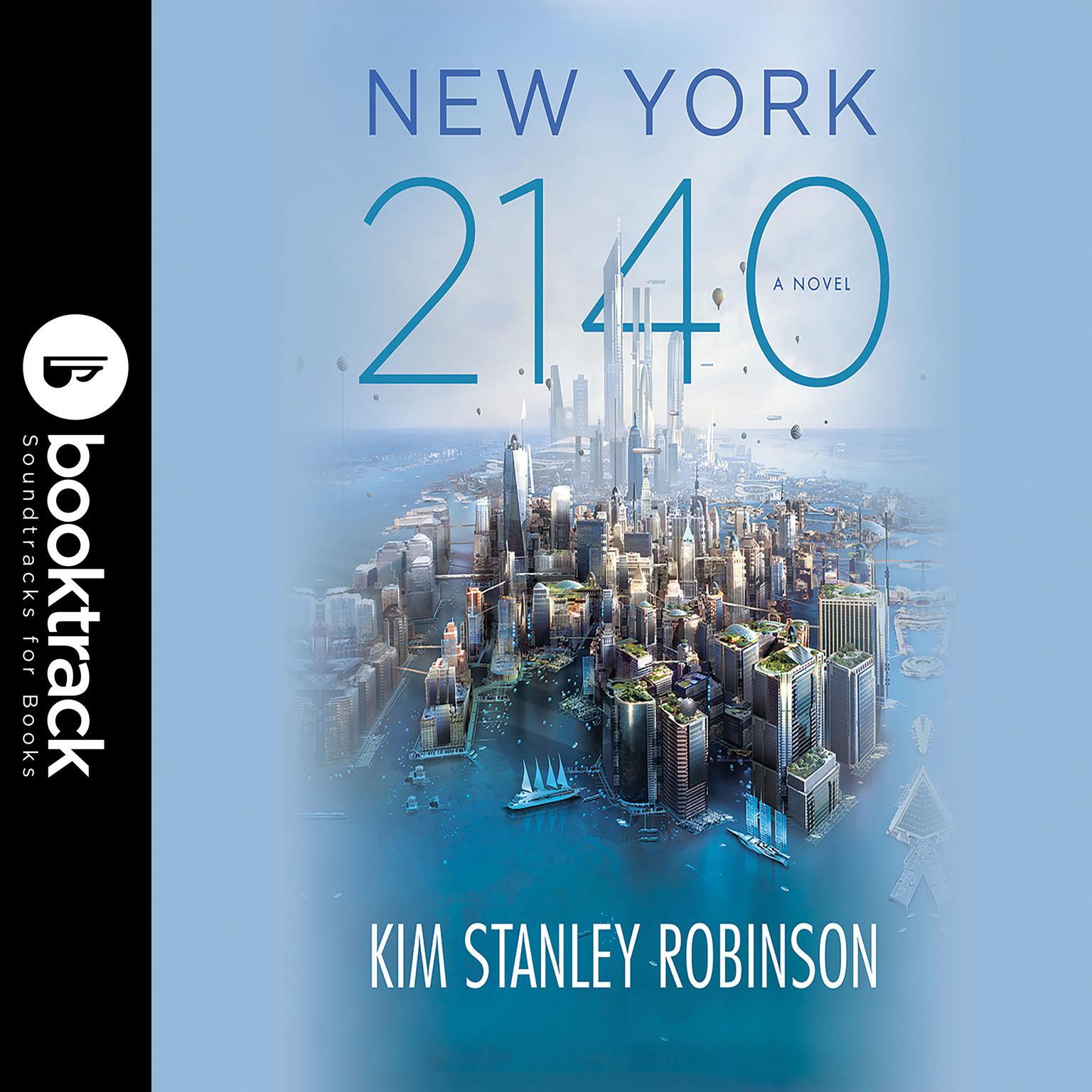 Printable New York 2140 Audiobook Cover Art