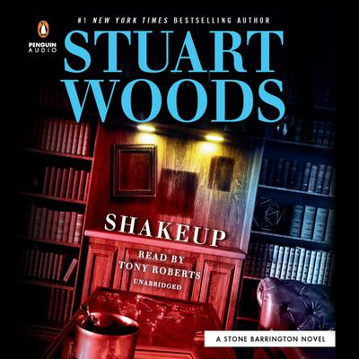 Shakeup Audiobook, by