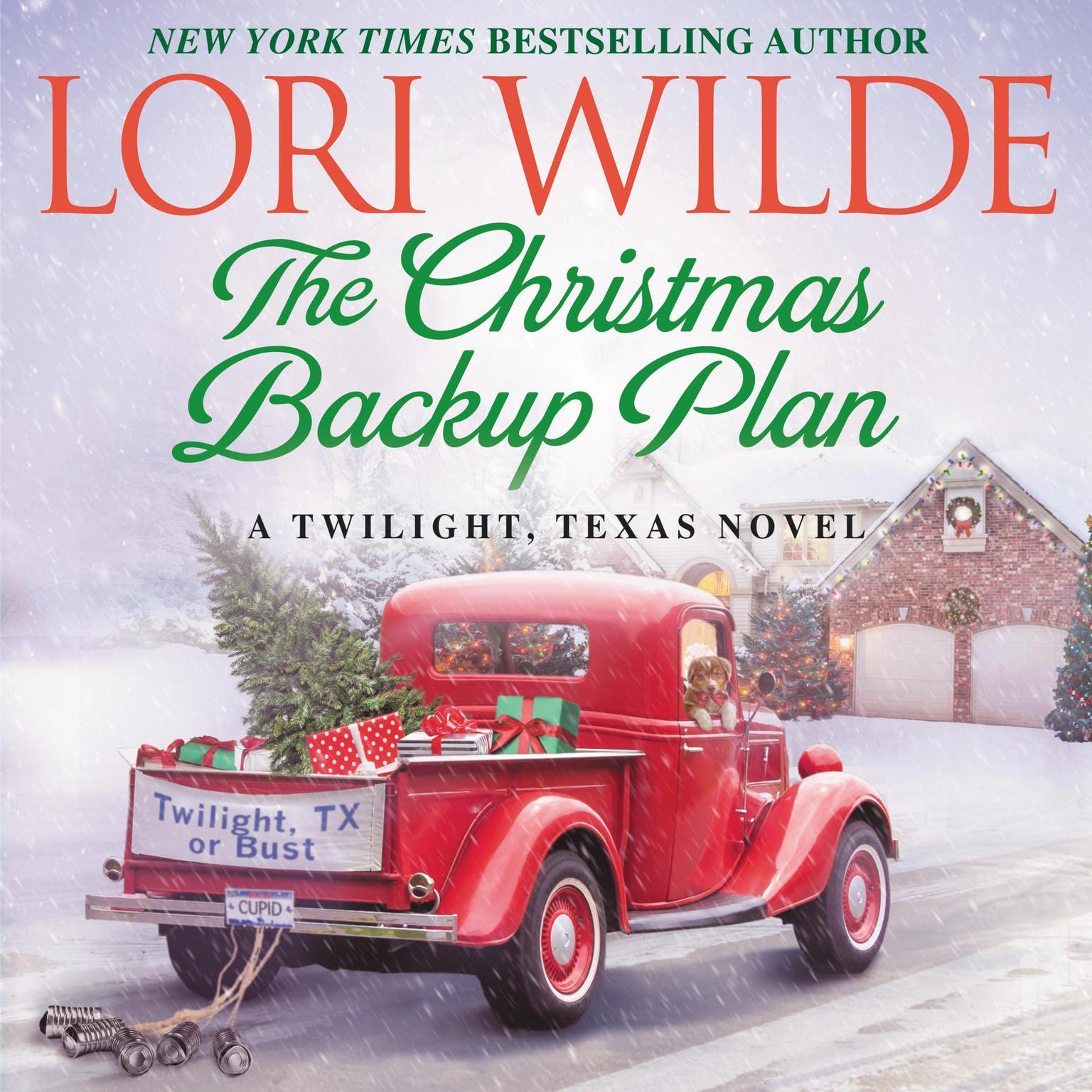 The Christmas Backup Plan: A Novel Audiobook, by Lori Wilde