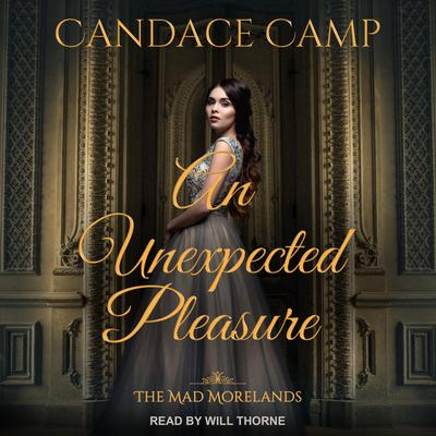 An Unexpected Pleasure Audiobook, by Candace Camp