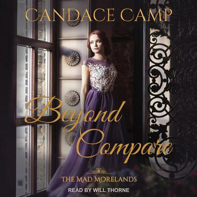 Beyond Compare Audiobook, by Candace Camp