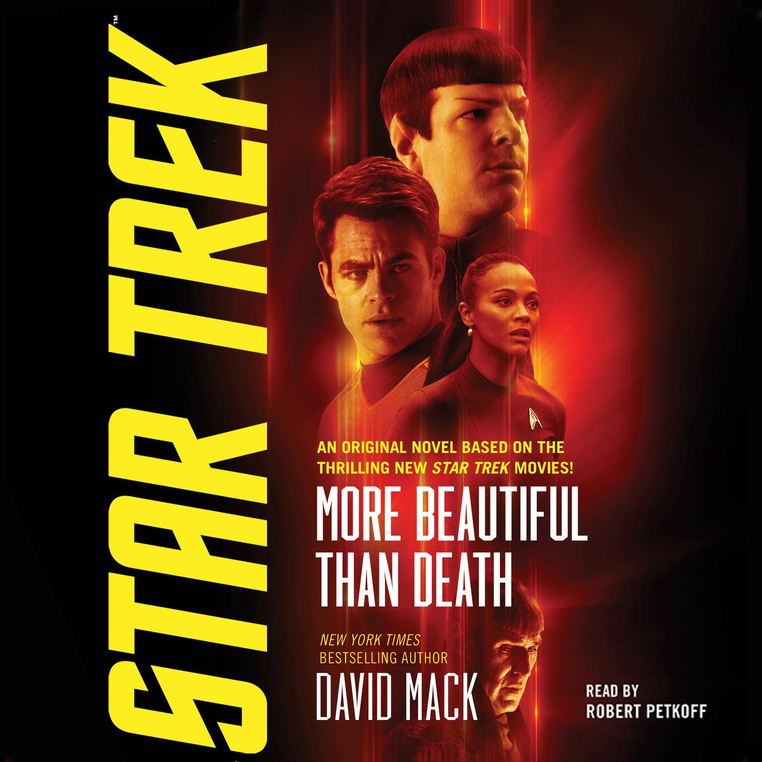 More Beautiful Than Death Audiobook, by David Mack