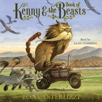 Kenny & the Book of Beasts Audiobook, by Author Info Added Soon
