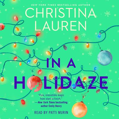 In a Holidaze Audiobook, by