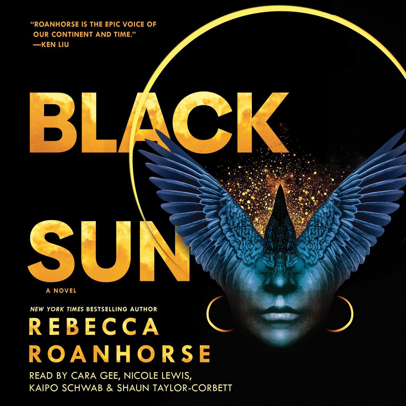 Black Sun Audiobook, by Rebecca Roanhorse