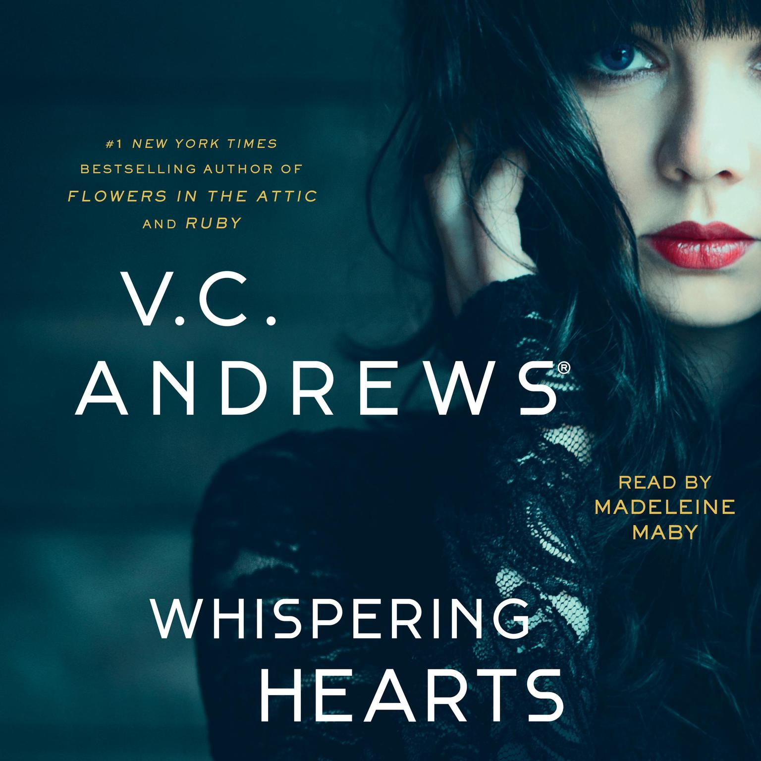 Whispering Hearts Audiobook, by V. C. Andrews