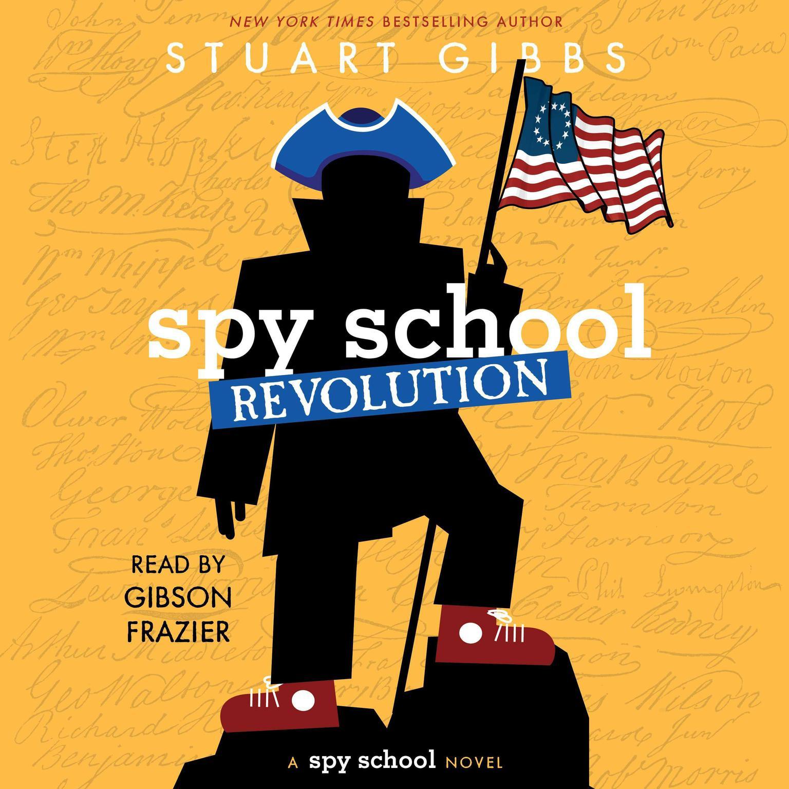 Spy School Revolution Audiobook, by Stuart Gibbs
