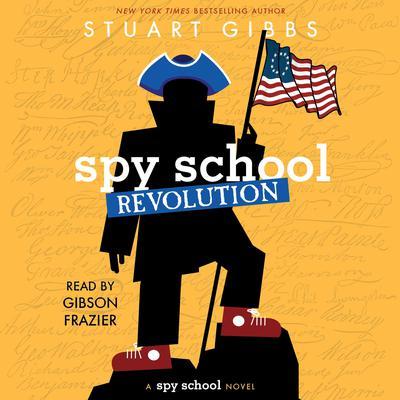 Spy School Revolution Audiobook, by